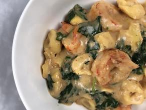 Shrimp & Tortellini Pasta