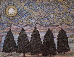 Channeling Van Gogh