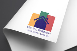 Gaston Logo MockUp