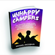 Unhappy Campers Book Cover