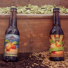 Great Basin Beer Labels