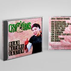 Cryptilians CD Cover & Back Cover