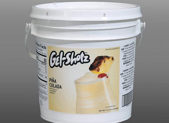 Piña Colada Gel Shotz Bucket
