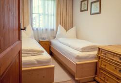 Zweibettzimmer in Fichte