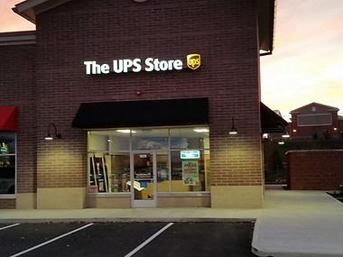 UPS McCandles Crossing