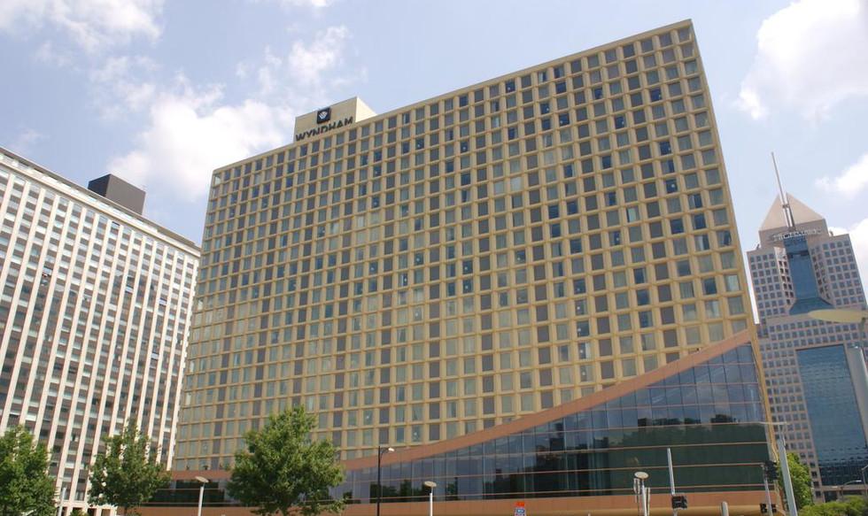 Wyndham Grand Hotel