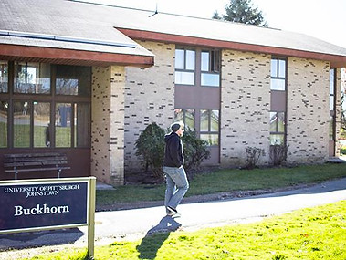 Buckhorn Lodge, Pitt University Johnstown
