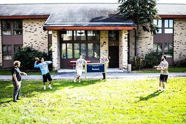 Sunset Lodge, Pitt University Johnstown PA