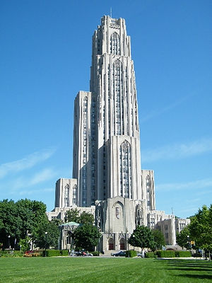 Cathedral of Learning Abel Fire Protection