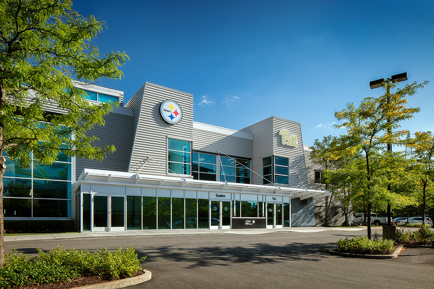Steelers UPMC Rooney Sports Complex Training Facility