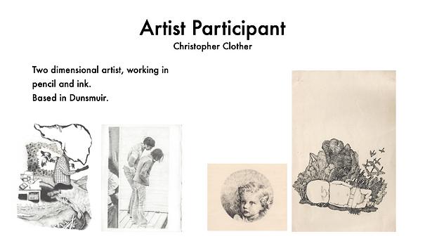 C. CLOTHER 2-D ARTIST