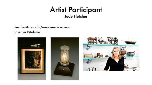 JUDE FLETCHER FURNITURE ARTIST
