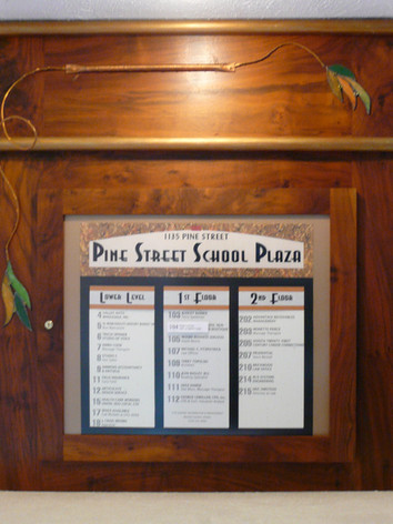 Pine Street Directory