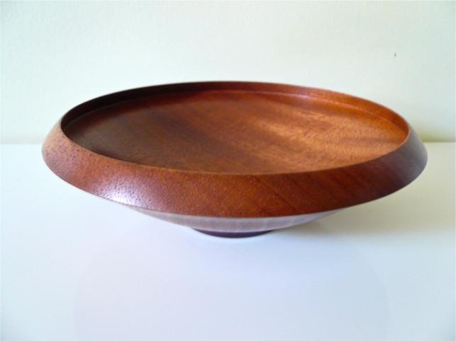mahogany bowl