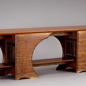 unique side table