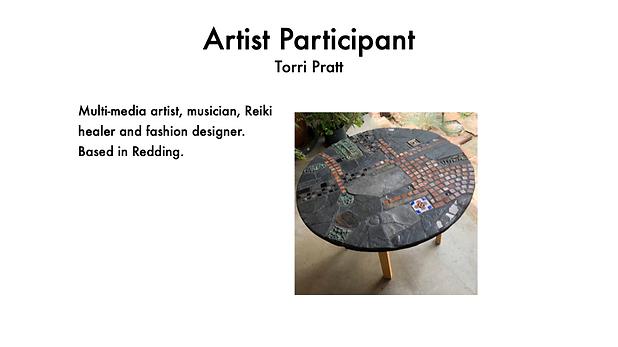 TORRI PRATT ARTIST AND REIKI HEALER