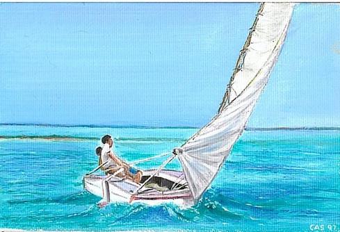 Caribbean Downwind