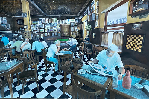 BUENOS AIRES CAFE