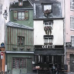 Salon de Thé Odette