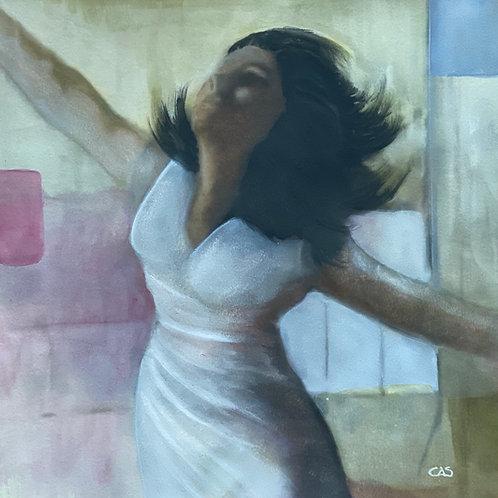 Danseuse Heureuse