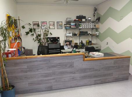 Shop Now Open!