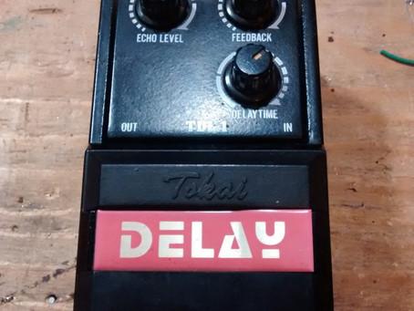 Tokai TDL-1 Repair