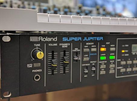 Roland MPG-80/MKS-80 Super Jupiter Repair