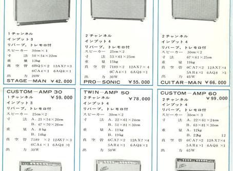 1969 Elk Pro-Sonic Restoration Part 1 – Hum