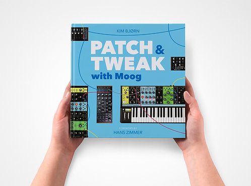 Patch and Tweak with Moog