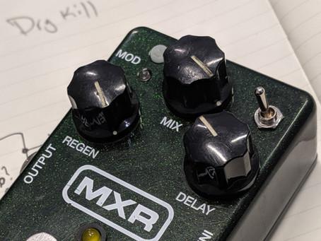 MXR Carbon Copy Dry Kill Mod