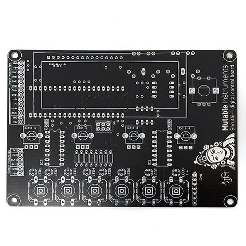 Shruthi Control PCB