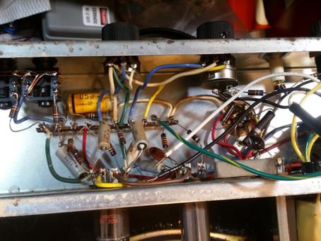 Grant Avanti Amp Restoration