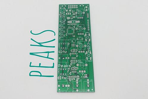Mutable Instruments Peaks PCB