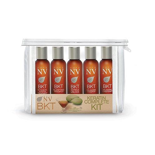 Pure NV BKT Botanical Keratin Treatment Plus Complete Kit