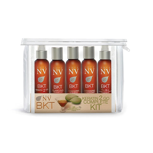 Pure NV Keratin 2 Go Complete Kit
