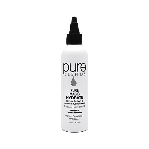Pure Blends Pure Magic Hydrate Repair Potion and Leave–In Conditioner