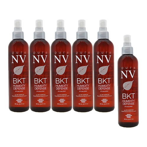 Pure NV Humidity Defense Hair Spray Non-Aerosol- Salon Bundle