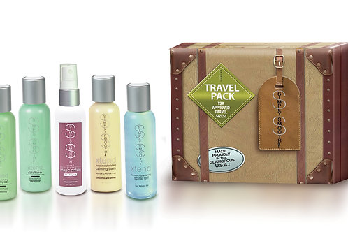 Simply Smooth Travel Pack