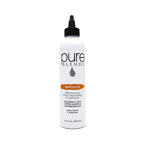 Pure Blends Marigold Moisturizing Color Depositing Conditioner