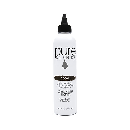 Pure Blends Cocoa Moisturizing Color Depositing Conditioner