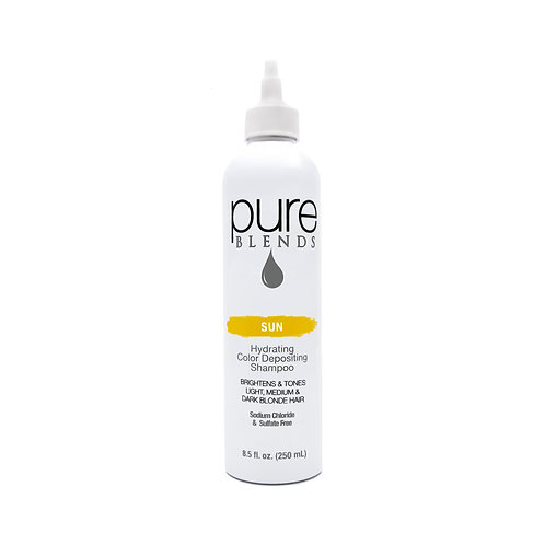 Pure Blends Sun Hydrating Color Depositing Shampoo