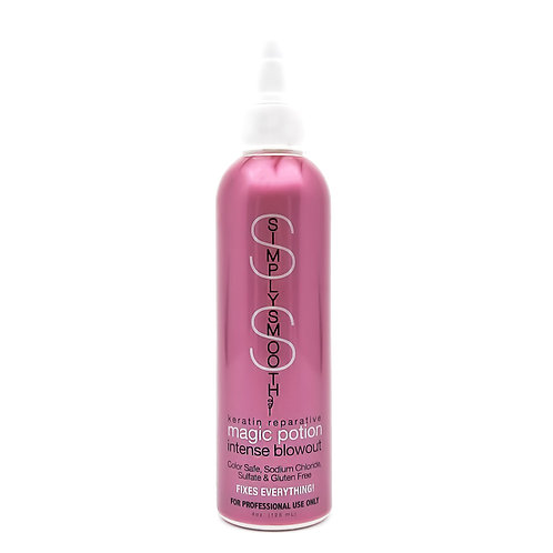 Simply Smooth Keratin Reparative Magic Potion Intense Blowout