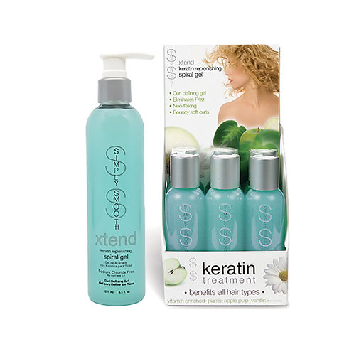 FREE Spiral Gel with 6 Pack Purchase