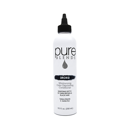 Pure Blends Orchid Moisturizing Color Depositing Conditioner