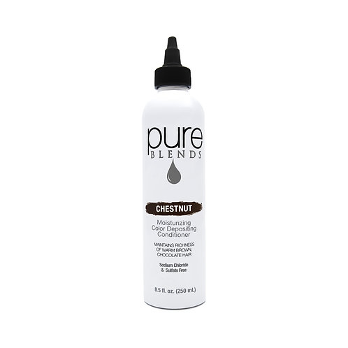Pure Blends Chestnut Moisturizing Color Depositing Conditioner