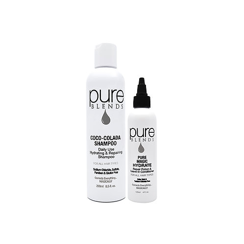 Pure Blends Magical Cleanse Duo