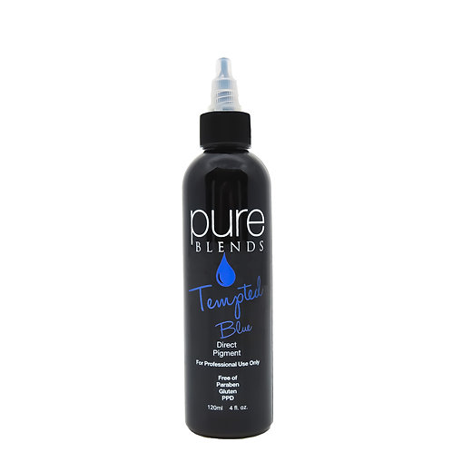 Pure Blends Tempted Blue Direct Pigment