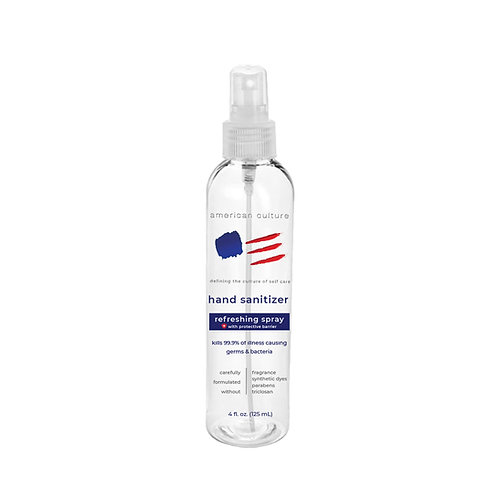 Refreshing Spray Hand Sanitizer