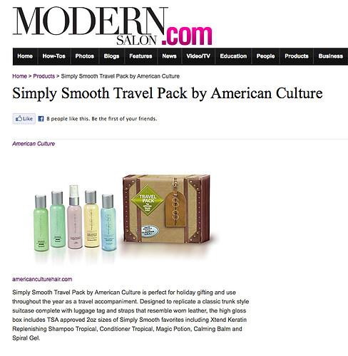 modern salon SS online Travel Kit 9 19 1