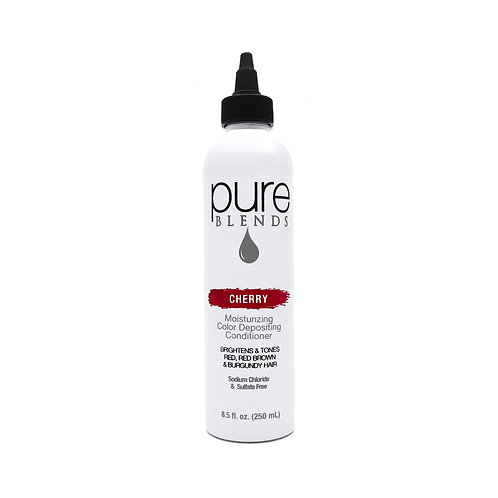 Pure Blends Cherry Moisturizing Color Depositing Conditioner